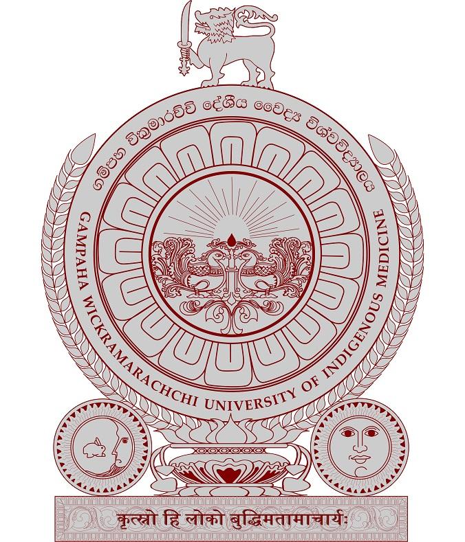 logo Gampaha Wickramarachchi University of Indigenous Medicine